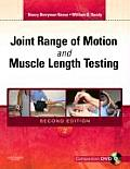Joint Range Of Motion & Muscle Length Testing
