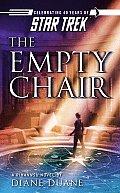Empty Chair Star Trek Rihannsu