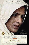 In the Name of Honor: A Memoir
