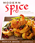 Modern Spice Inspired Indian Flavors for the Contemporary Kitchen