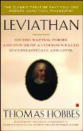 Leviathan Or the Matter Forme & Power of a Commonwealth Ecclesiasticall & Civil