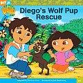Go Diego Go Diegos Wolf Pup Rescue