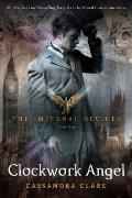 Infernal Devices 01 Clockwork Angel