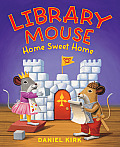 Library Mouse Home Sweet Home