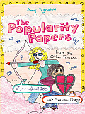 Popularity Papers 06 Love & Other Fiascos with Lydia Goldblatt & Julie Graham Chang