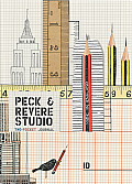 Peck & Revere Studio Two - Pocket Journal