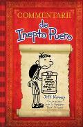 Diary of a Wimpy Kid Latin Edition: Commentarii de Inepto Puero