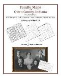 Family Maps of Owen County, Indiana
