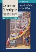 Science & Technology In World History An Introduction