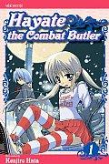 Hayate The Combat Butler Volume 1