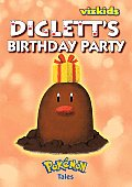 Pokemon Tales Digletts Birthday Party
