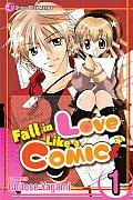 Fall In Love Like A Comic 01