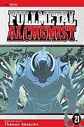 Fullmetal Alchemist, Volume 21