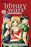 Library Wars: Love & War, Vol. 2, 2