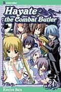 Hayate the Combat Butler, Vol. 24, 24