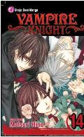 Vampire Knight Volume 14