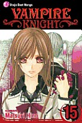 Vampire Knight Volume 15