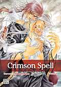 Crimson Spell Volume 3