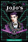 JoJos Bizarre Adventure Part 1 Phantom Blood Volume 1