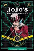 JoJos Bizarre Adventure Part 1 Phantom Blood Volume 2