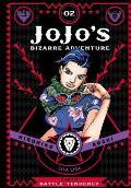 Jojos Bizarre Adventure Part 2 Battle Tendency Volume 2