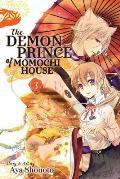Demon Prince of Momochi House Volume 3