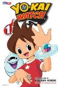 Yo Kai Watch Volume 1