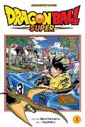 Dragon Ball Super Volume 3