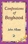 Confessions of Boyhood