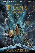 Percy Jackson & the Olympians 03 Titans Curse The Graphic Novel