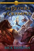 Heroes of Olympus 05 The Blood of Olympus