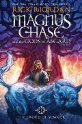 The Sword of Summer (Magnus Chase and the Gods of Asgard #1)