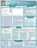 Cascading Style Sheets Laminated Reference Chart