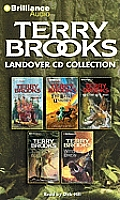 Terry Brooks Landover CD Collection Magic Kingdom for Sale Sold the Black Unicorn Wizard at Large the Tangle Box Witches Brew