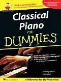 Classical Piano For Dummies