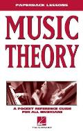 Music Theory A Pocket Reference Guide for All Musicians