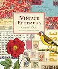 Vintage Ephemera From the Collection of Cavallini & Co