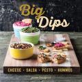 Big Dips Cheese Salsa Pesto Hummus
