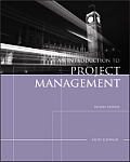Introduction to Project Management with CDROM