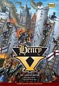 Henry V Classic Graphic Novel Collection