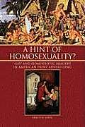 A Hint of Homosexuality?