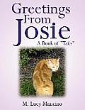 Greetings from Josie: A Book of Tails