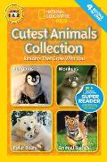 National Geographic Readers Cutest Animals Collection