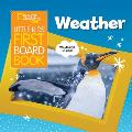 Little Kids First Board Book: Weather