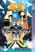 Kingdom Hearts II 01