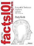 Studyguide for the American Drug Scene by Inciardi, ISBN 9781931719087