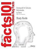 Studyguide for Calculus Multivariable by Davis, ISBN 9780470183465
