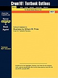 Outlines & Highlights for Business by William M. Pride