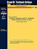 Outlines & Highlights for MKTG: 2008-2009 Student Edition by Charles W. Lamb