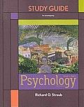 Study Guide to Accompany David G Myers Psychology 9th Edition
